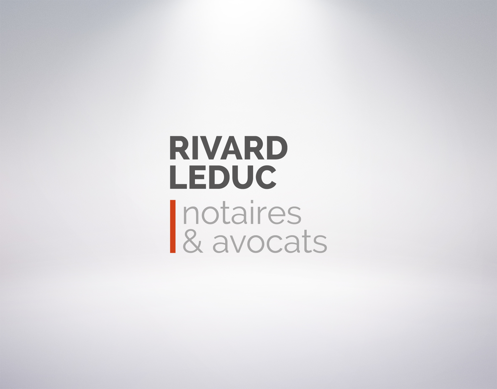 Logo pour Rivard Leduc, notaire et avocats