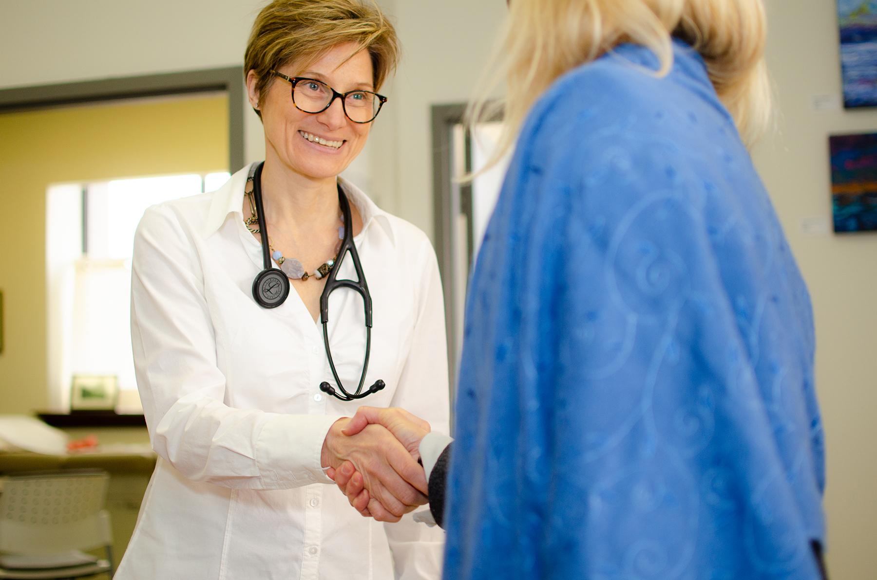 Clinique médicale Marie-Claude Dionne