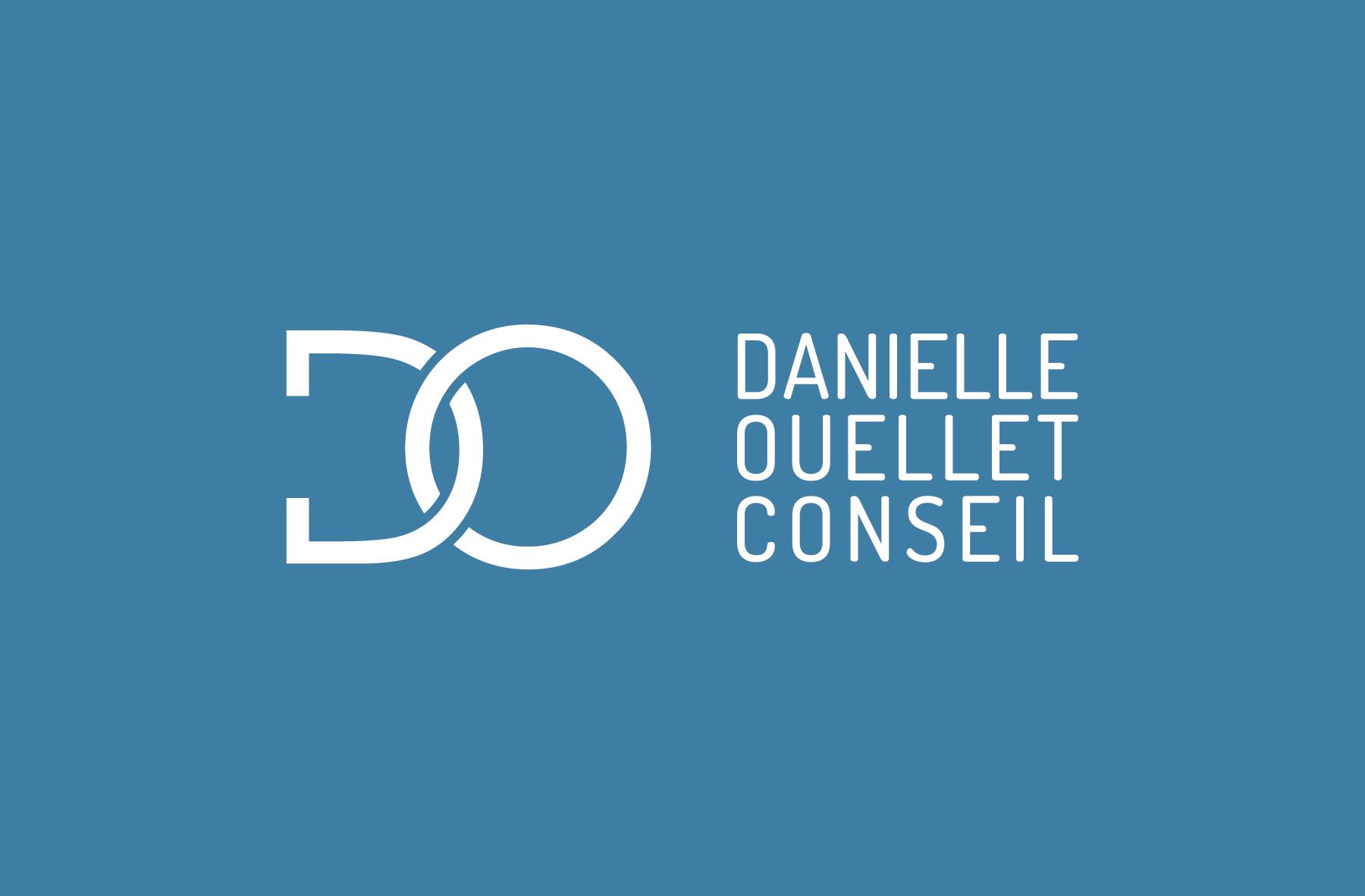 Danielle Ouellet conseil logo_2