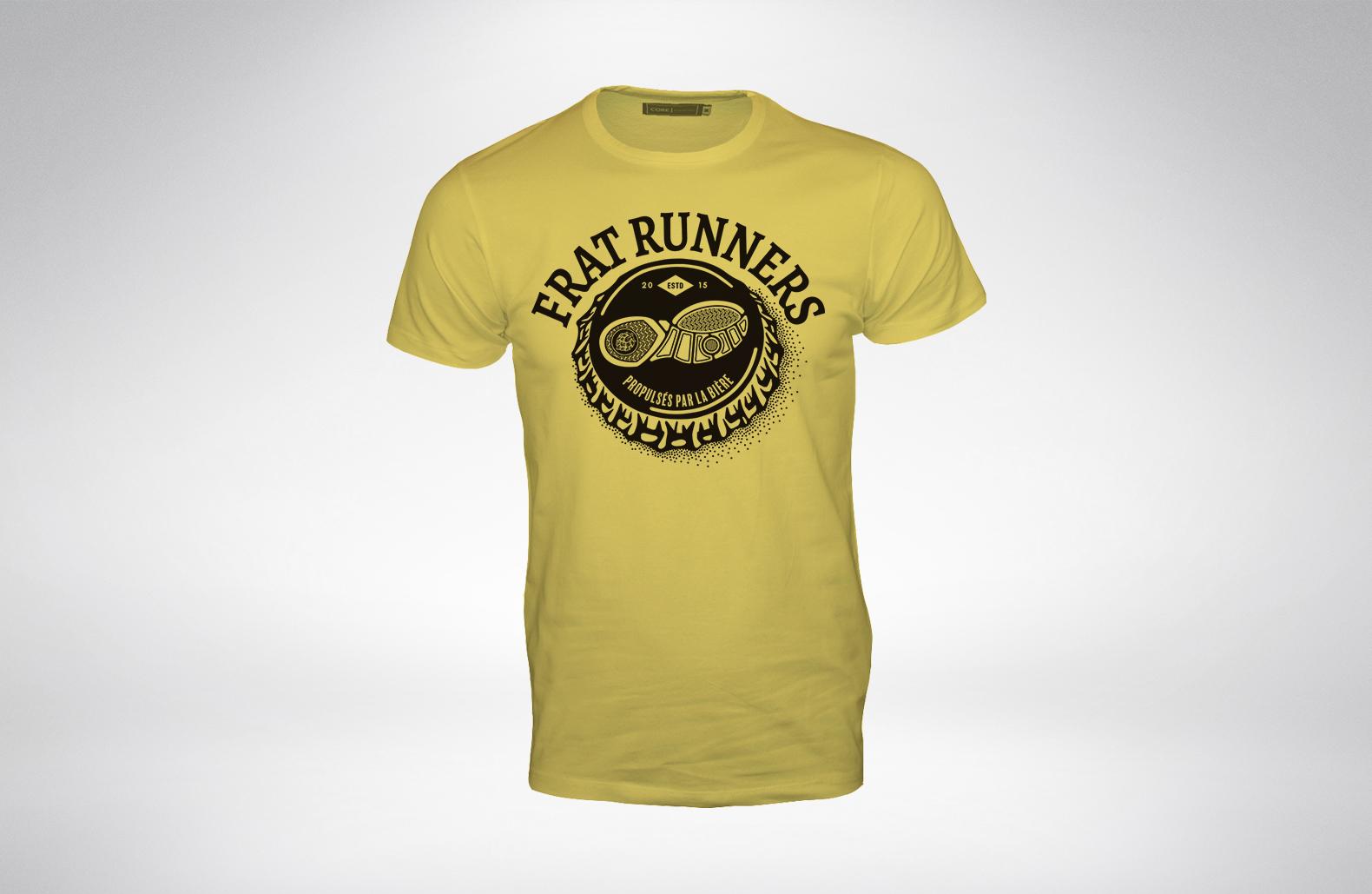 FratRunners Tshirt
