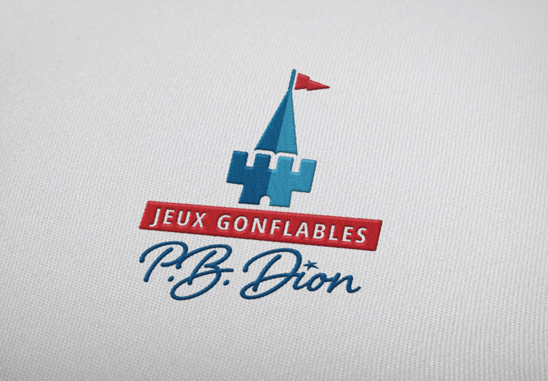 Logo de l'entreprise Jeux Gonflables PB Dion